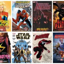 These Marvel comics are included in Kindle Unlimited and Prime Reading