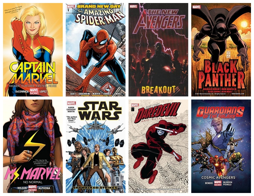 Here are all Marvel comics available via Kindle Unlimited and Amazon Prime Reading