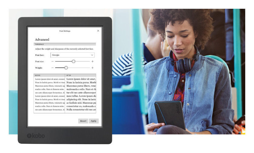 Kobo Aura H2O Edition 2 is available from May 2017