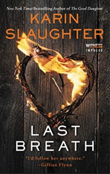Last Breath by Karin Slaughter - best short stories of 2017