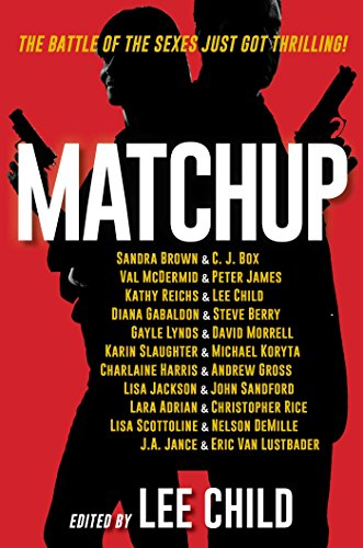 MatchUp - short story collection to read in 2017