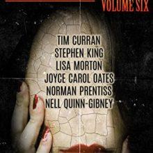 Short stories to read in 2017 - Dark Screams - Volume Six