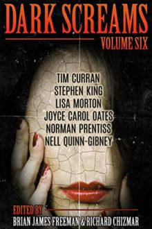 Short stories to read in 2017 - Dark Screams - Volume Six