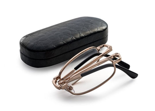 Specs foldable reading glasses for your dad