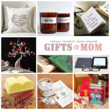 The best gifts for book-loving mom