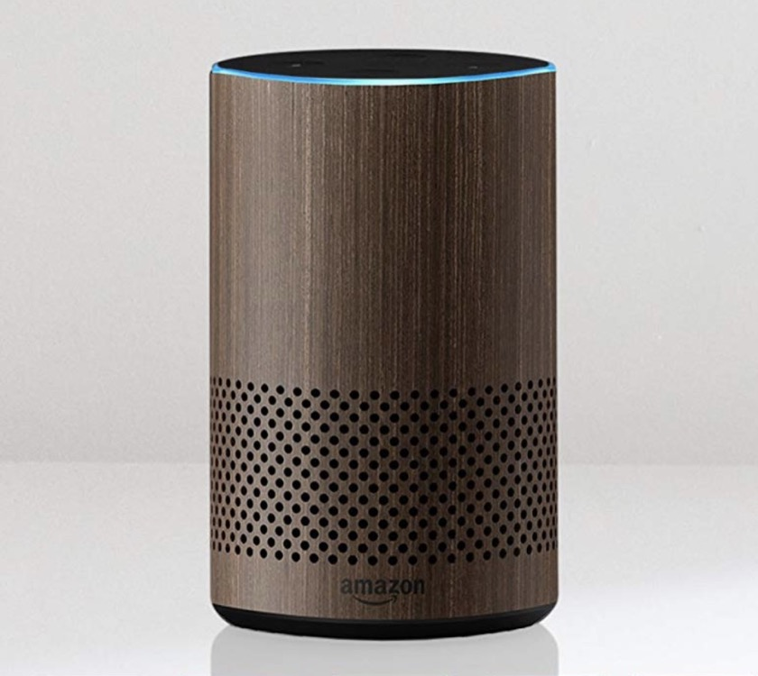 Top gifts for dad - Amazon Echo 2nd generation