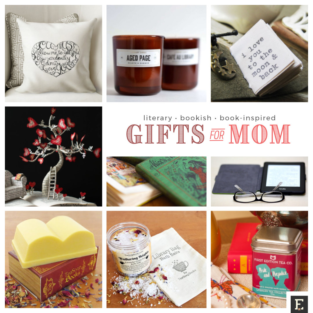 Unique gifts for the book-loving mom