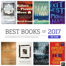 Best books of 2017 so far picked by Amazon editors
