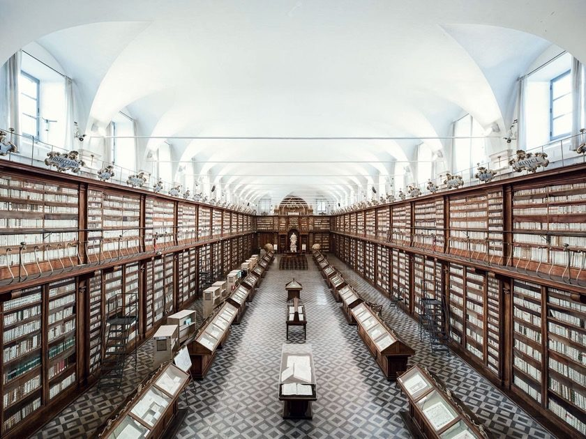 Biblioteca Casanatense in Rome