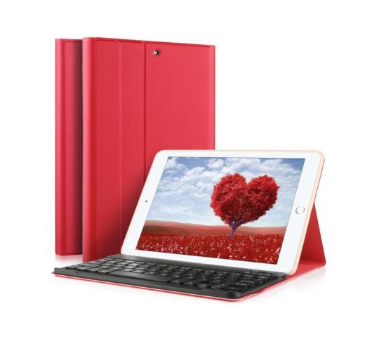 KuGi iPad Pro 10.5 Keyboard Stand Folio Case