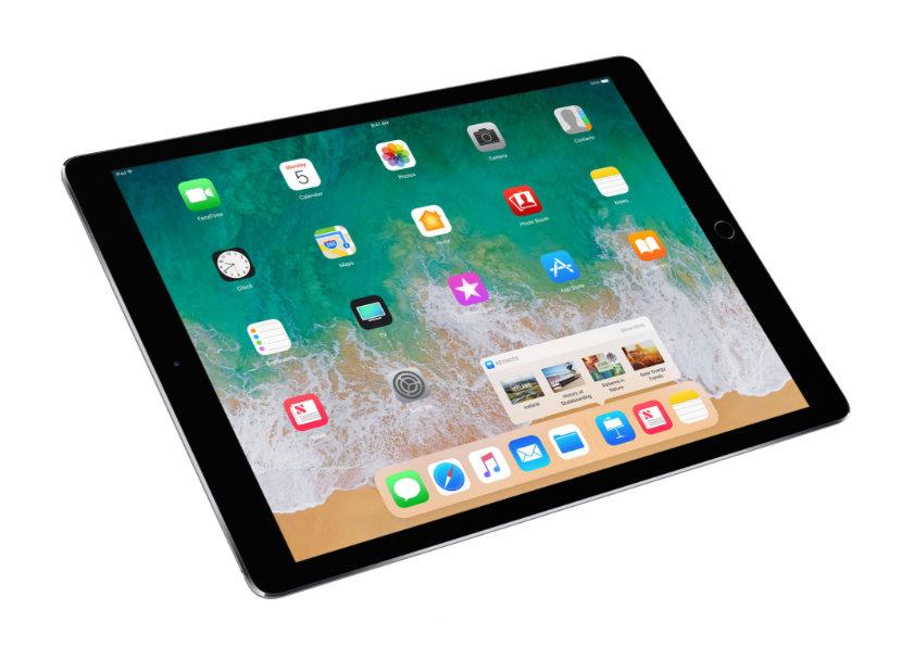 Multitasking on iPad Pro 12.9 2017