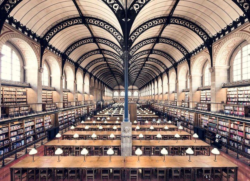 Sainte-Genevieve Library