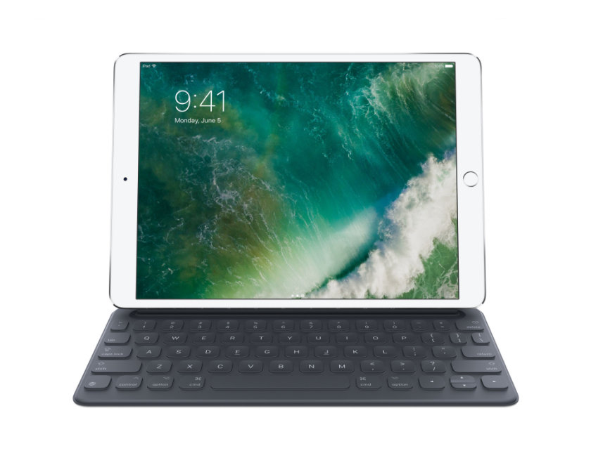 Smart Keyboard for iPad Pro 10.5 is sold separately