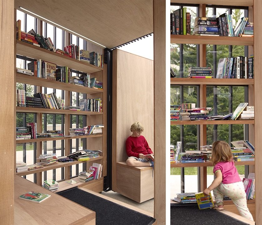 Story Pod - a community-driven library in Newmarket - picture 3