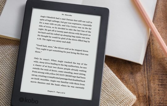 Summer deals 2017 - save on Kobo Aura - UK only