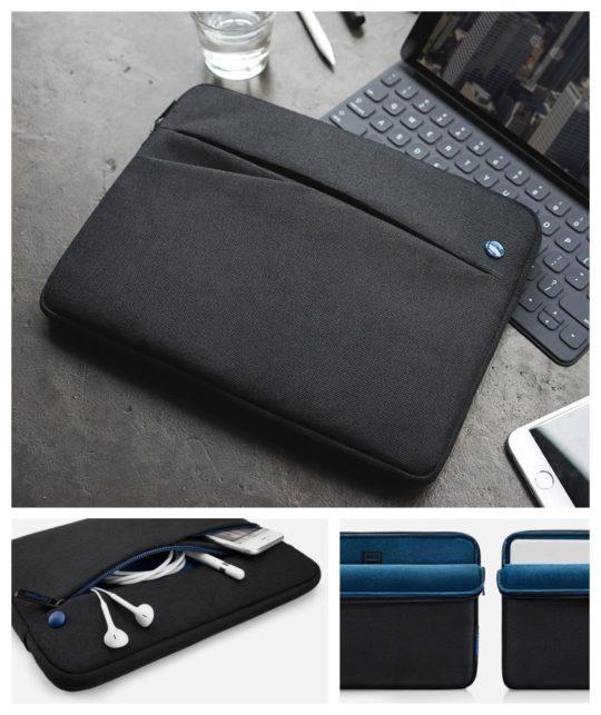 Tomtoc iPad Pro 10.5 Multi-storage Sleeve