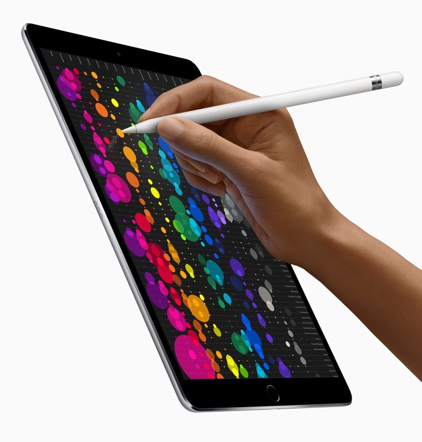 iPad Pro 10.5 (2017) features incredible performance