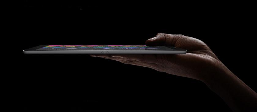 iPad Pro 10.5 (2017) is 6.1 mm thin