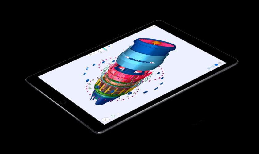 uMake on iPad Pro 10.5 (2017)