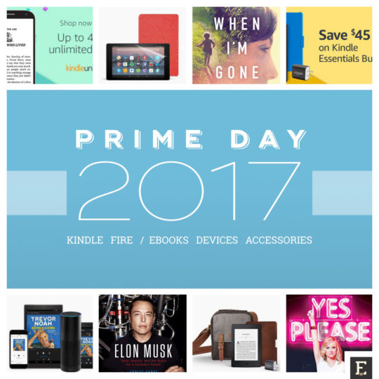 Prime day 2017 a complete list of kindle and fire deals amazon prime 2017 sale on kindle and fire fandeluxe Images