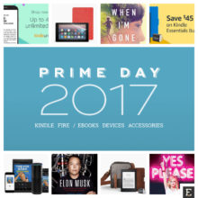 Prime Day 2017 – a complete list of Kindle and Fire deals