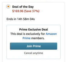 Find Prime Day 2017 eligible items