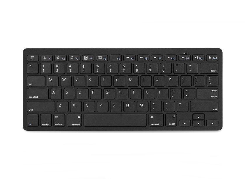 Omoton Top-rated Universal Bluetooth Keyboard for iPad and other tablets