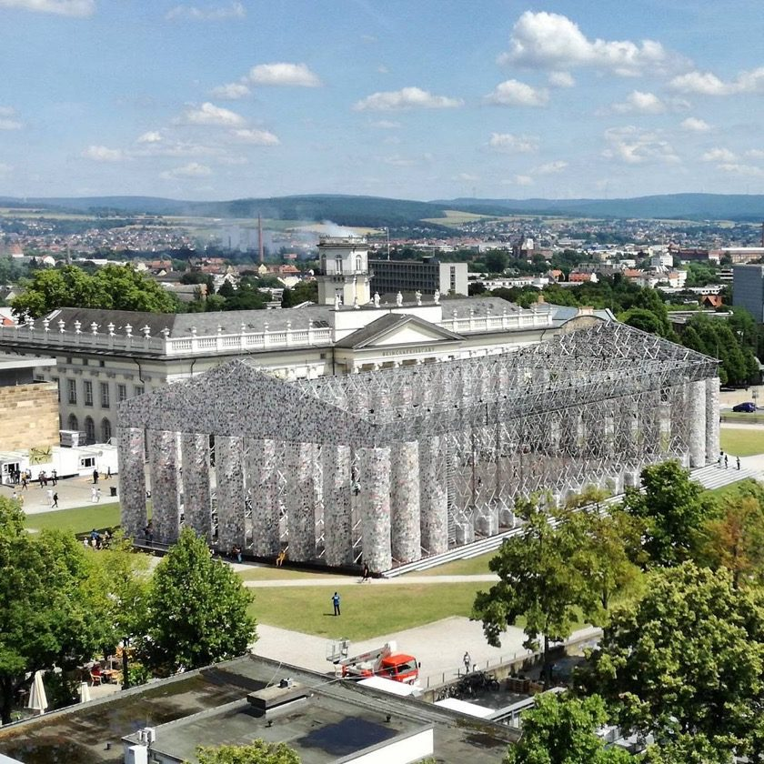 Parthenon of Books in Kassel - picture 1