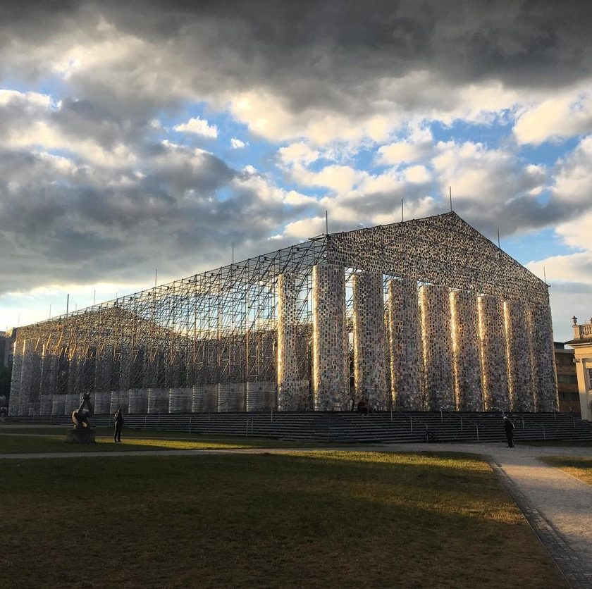 Parthenon of Books in Kassel - picture 6