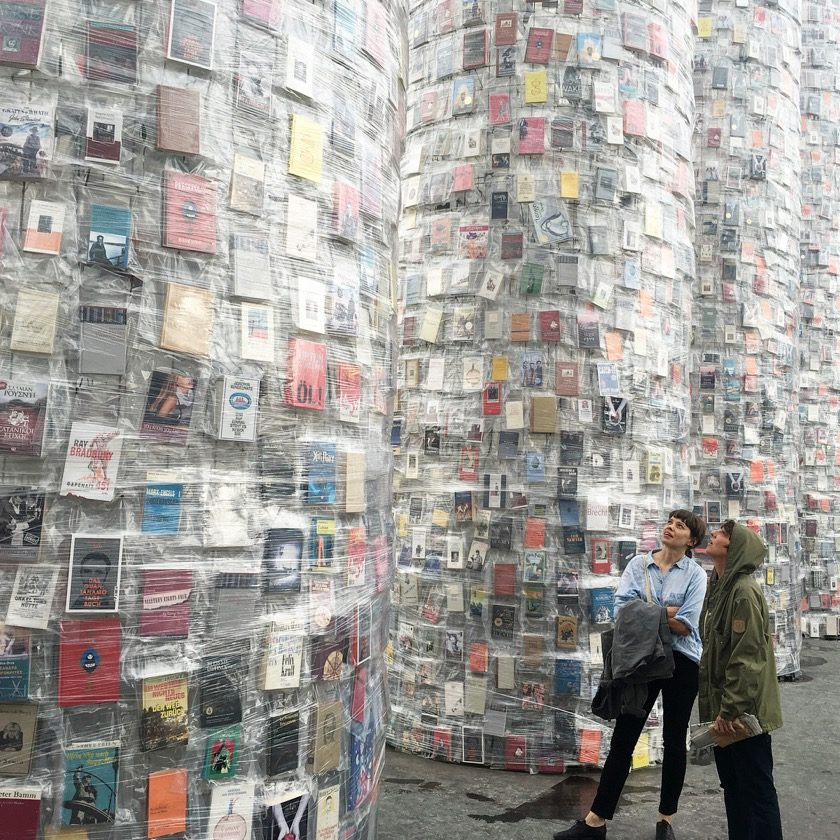 Parthenon of Books in Kassel - picture 7