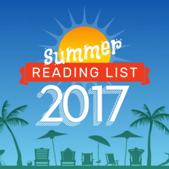 Summer reading list 2017 - books and infographic
