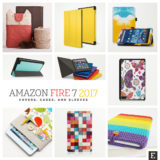 17 insanely colorful Amazon Fire 7 (2017) cases and sleeves