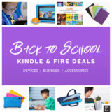 Here are all back-to-school deals on Amazon Fire and Kindle devices