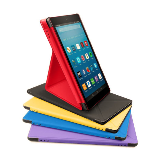 Dtto Transformable Stand Cover for Fire HD 8 2017 Release