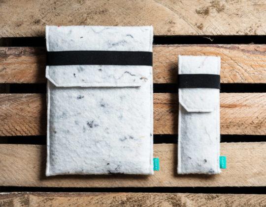 Gopher Handmade Tablet Sleeve