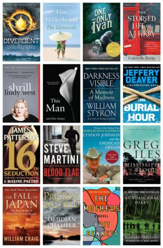 Kindle Daily Deal for August 13, 2017, select New York Times bestsellers are available from $1.99