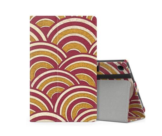 MoKo Amazon Kindle Fire HD 8 Folding Folio Stand, fits 7th generation