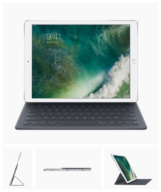 Original Apple Smart Keyboard for iPad Pro 12.9