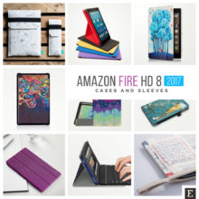 The best cases and sleeves for Amazon Fire HD 8 tablet, 2017 release