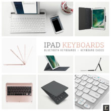 The best iPad keyboards and keyboard cases available on Apple, Amazon, and eBay