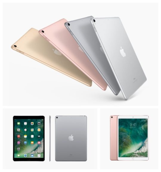 379b32b5ee Newly-released iPad Pro 10.5 and 12.9 tablets are $100 off at Best Buy