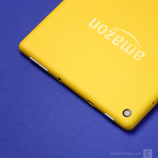 Amazon Fire HD 8 unboxing - photo 4