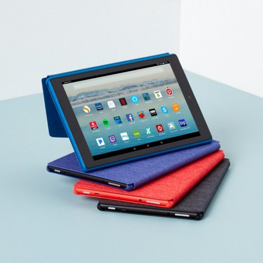 Amazon Kindle Fire HD 10 official cases