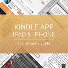 Kindle app for iPad and iPhone - the ultimate guide