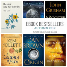 Most talked-about ebooks released in autumn 2017