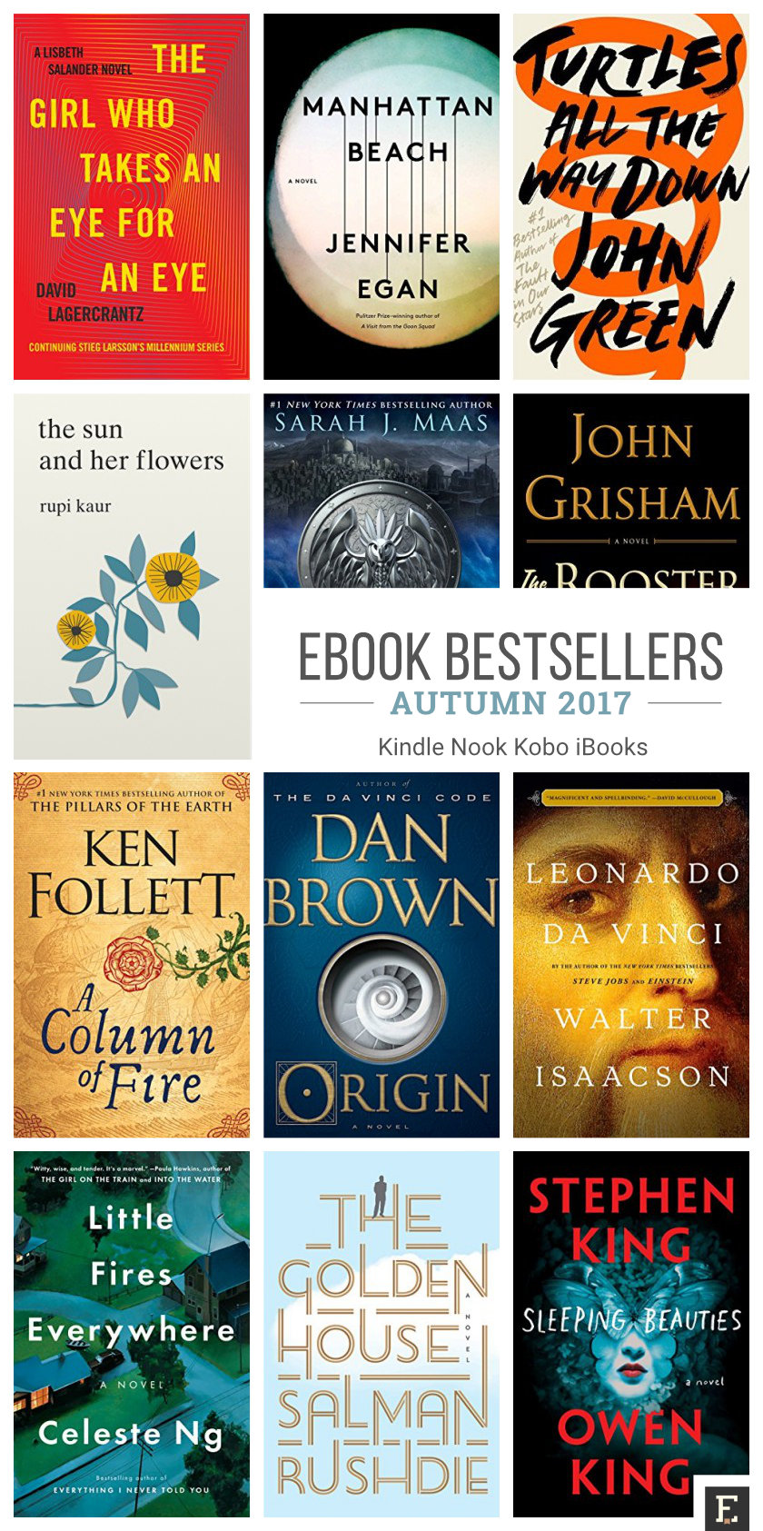 12 most talked about ebook bestsellers of fall 2017 fandeluxe PDF