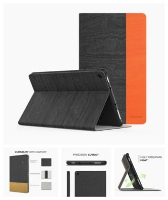 Save huge on Amazon Fire HD 8 case covers from MoKo