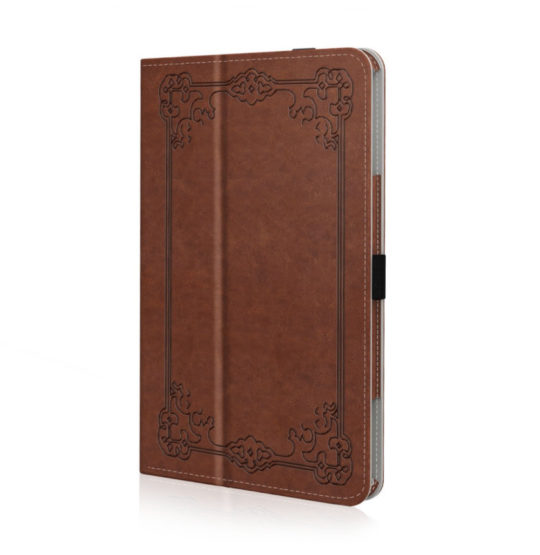 Ztotop Amazon Fire HD 10 2017 Vintage Book Folio Case