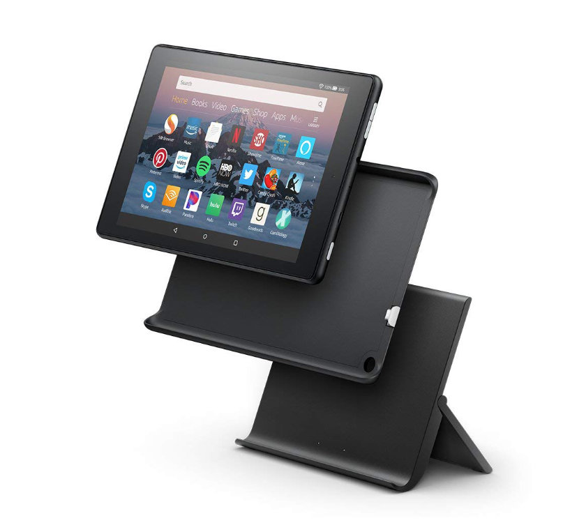 All-New Show Mode Charging Dock for Amazon Fire HD 8