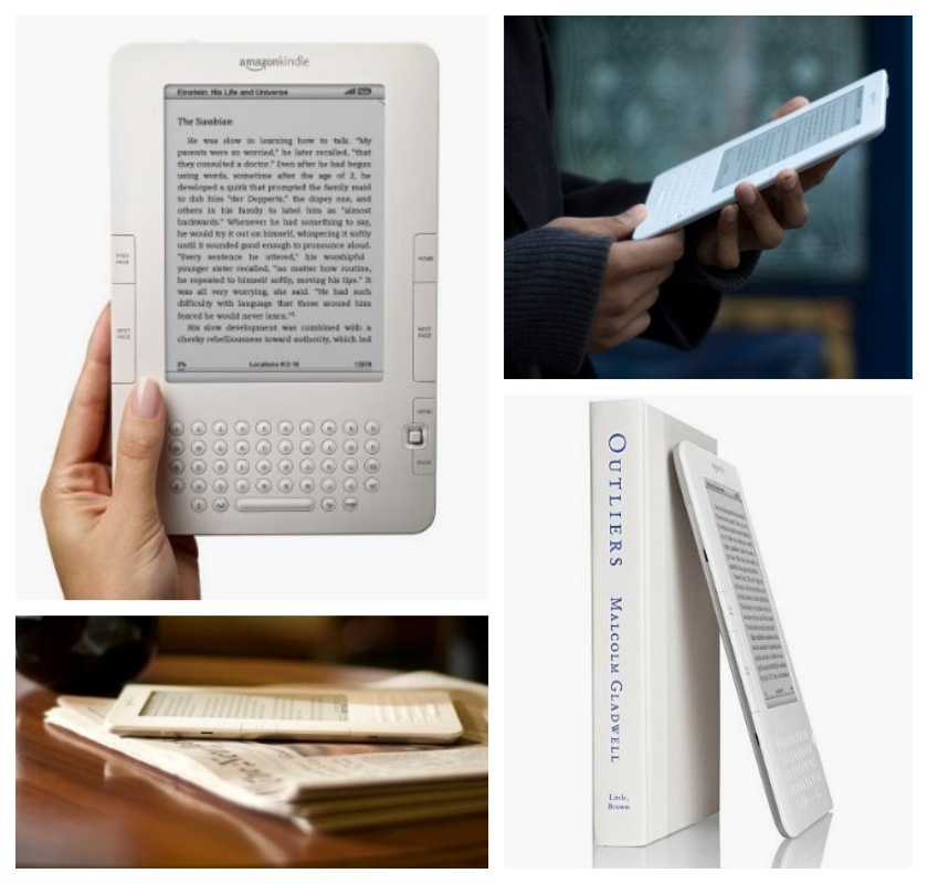 Amazon Kindle 2 was launched on February 23, 2009